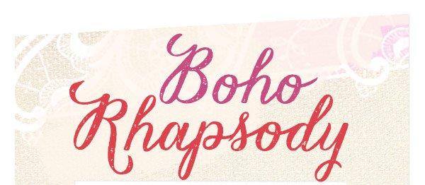 Boho Rhapsody
