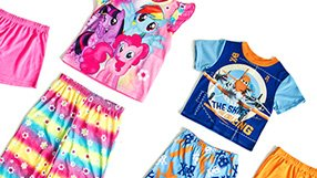Spring PJ's for Boys and Girls