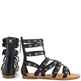 Falna - Black Leather