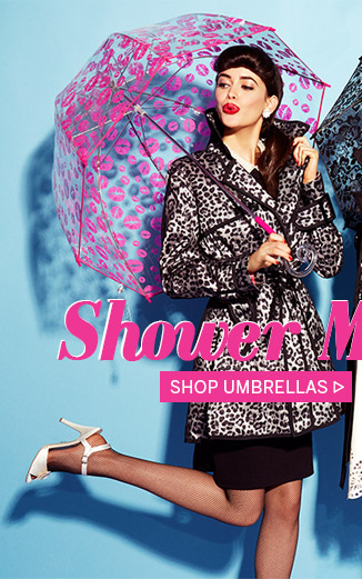 Shower Me Pretty! Shop Umbrellas