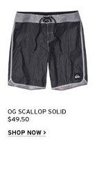 OG Scallop Solid $49.50 - Shop Now