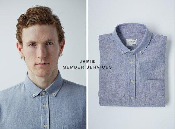 JAMIE Member Services