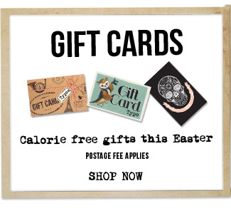 Calorie free gifting this easter