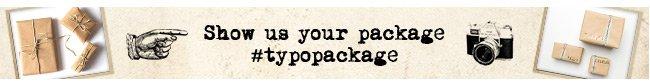 #typoshop #typopackage