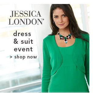 Shop Jessica London Dress & Suit Event