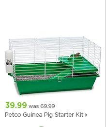 Petco Guinea Pig Starter Kit