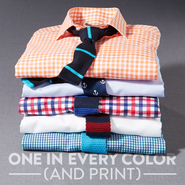 ONE IN EVERY COLOR (AND PRINT)