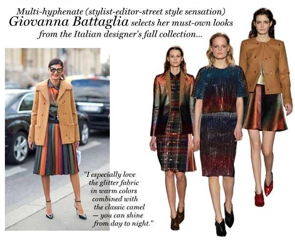 Giovanna Battaglia's Picks