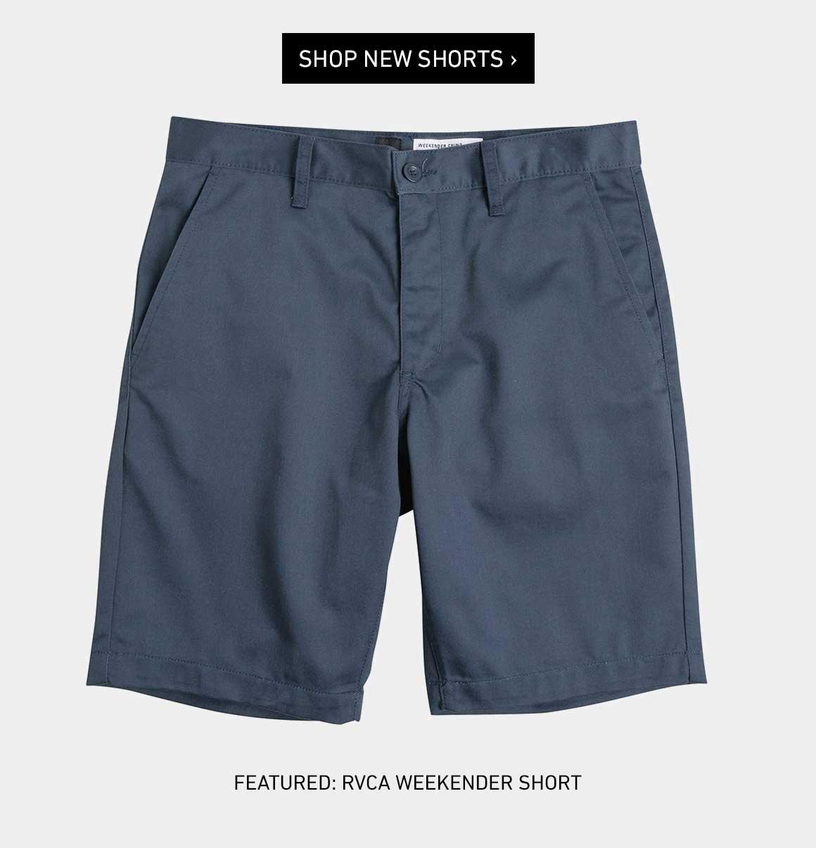 Shop New Shorts