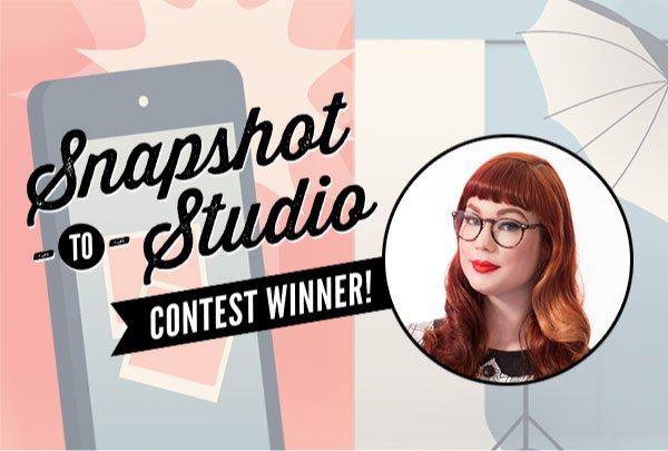 Snapshot to Studio