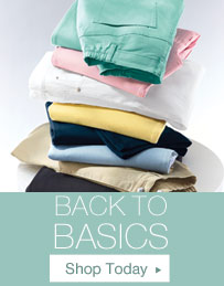 Back to Basics - Shop Today