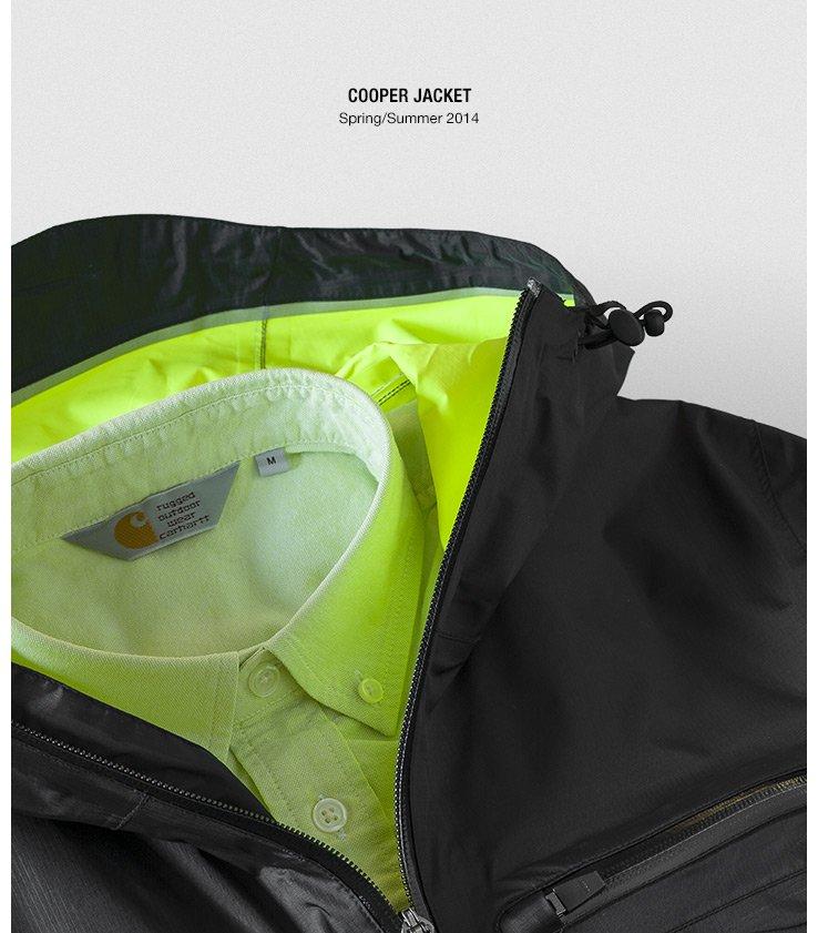 COOPER JACKET - Spring/Summer 2014