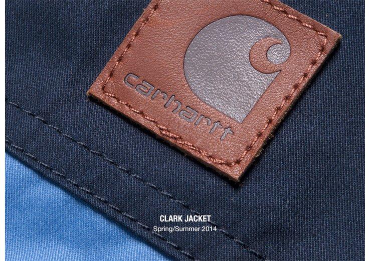 CLARK JACKET - Spring/Summer 2014