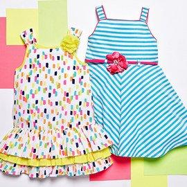 Fresh Frocks: Girls' Dresses
