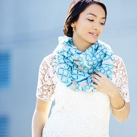 All Around: Infinity Scarves