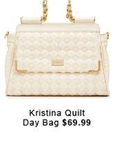 Kristina Quilt Day Bag