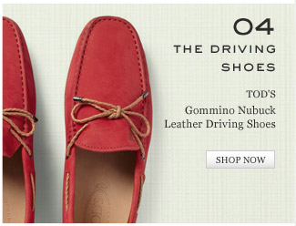 04 The driving Shoes