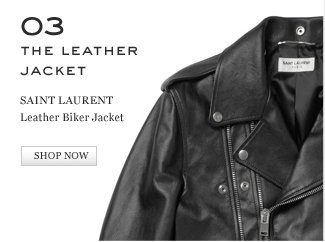 03 The leather jacket