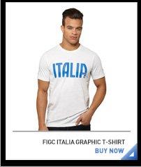 FIGC ITALIA GRAPHIC T-SHIRT BUY NOW