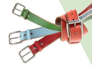 Armed for Spring: Bright Belts