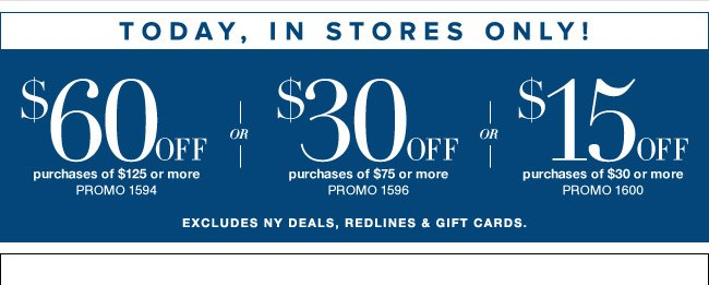 Use this Coupon In Stores Today!