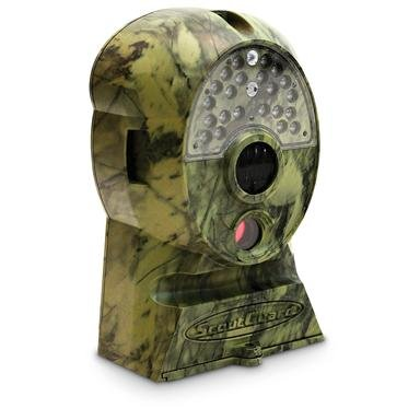 HCO® ScoutGuard SG550V 5MP Infrared Game Camera with Remote / Viewer