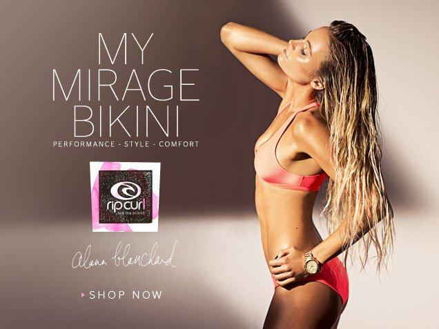 My Mirage Bikini - Performance - Style - Comfort - Alana Blanchard - Shop Now
