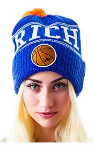 joyrich-basketball-logo-beanie