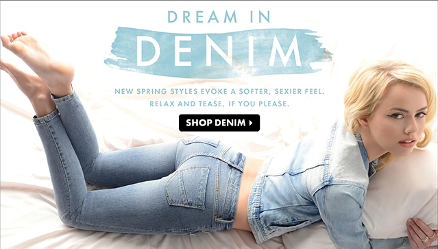 Dream In Denim - Shop Denim