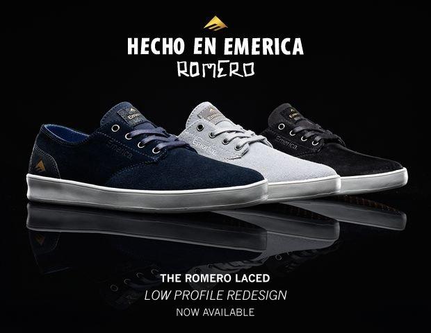 The Romero Laced