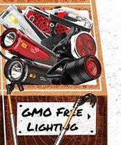 GMO free LIghting
