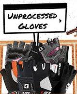 Unprocessed Gloves