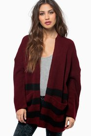 Willow Striped Cardigan $49