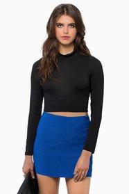 Horizon Bodycon Skirt $43