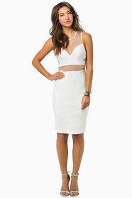 Hello, Goodbye Midi Dress $43