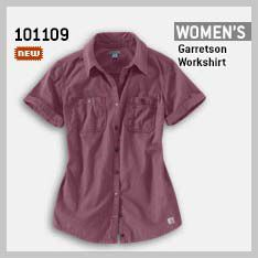 WOMEN'S GARRETSON WORKSHIRT