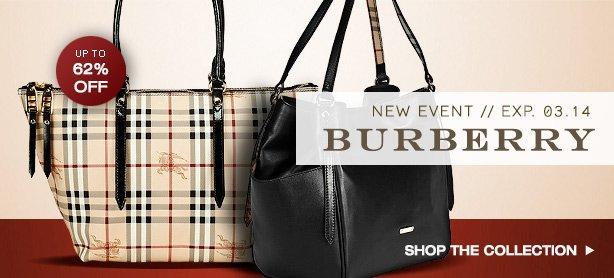 Burberry Flash Sale