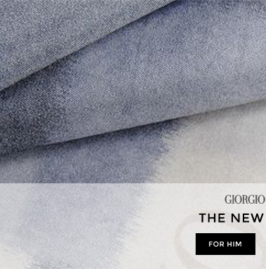 GIORGIO ARMANI | THE NEW SCARVES | FOR HIM