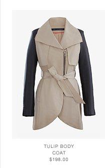 Tulip Body Coat