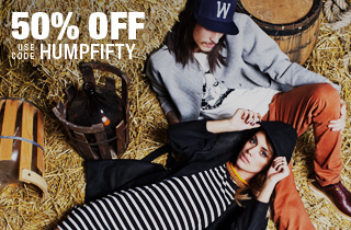 Hump Day Special: 50% OFF