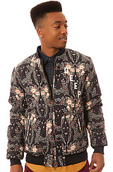 The Cherry Blossom Jacket in Navy