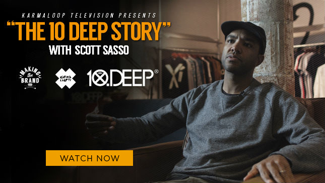 Watch Making the Brand with 10 Deep