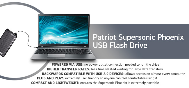 Patriot Stellar 32GB