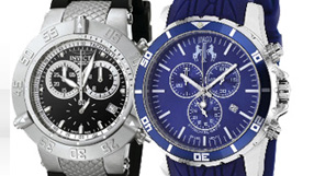 Men's Watches by Invicta and more