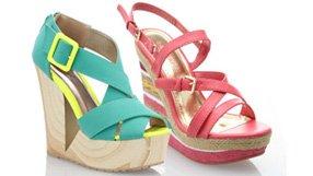 Trend Alert: European Inspired Wedge Sandals