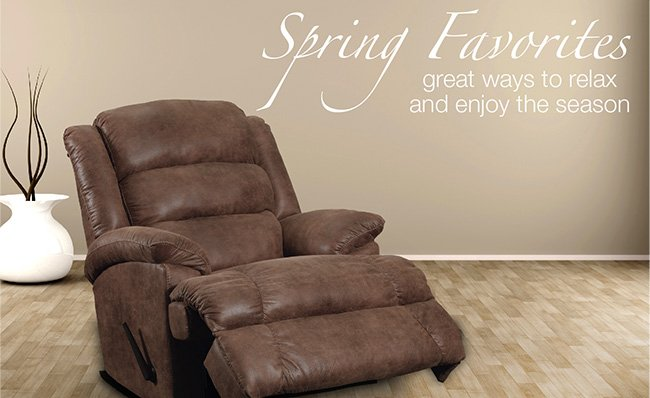 Lane Furniture ComfortKing Rocker Recliner