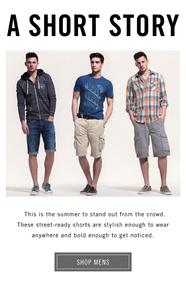 Shop Mens Shorts