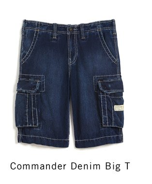 Commander Denim Big T
