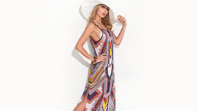 Maxi Cover Ups - Ready for a Getaway