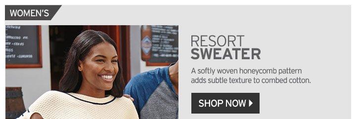 Shop Women's Resort Sweater